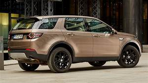 2015 Land Rover Discovery Sport Black Design Pack