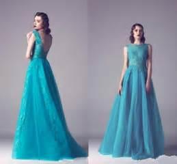 designer evening dresses designer evening dresses runway carpet 2016 sheer lace a line