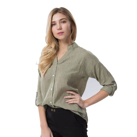 blouse cuisine femme dioufond cotton shirt 2017 summer tops