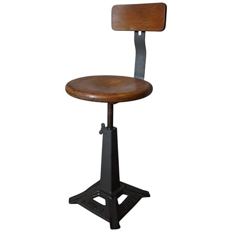 singer work chair stool for sale at 1stdibs