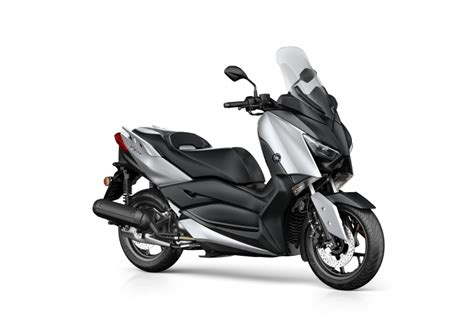 Présentation Du Scooter 125 Yamaha Xmax 125 2018