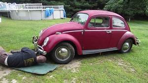 1966 Vw Bug Find  Can We Get It To Run