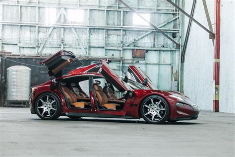 2014 bugatti veyron super sport for sale   top auto magazine. Fisker EMotion shows-off butterfly doors in latest pictures   evo