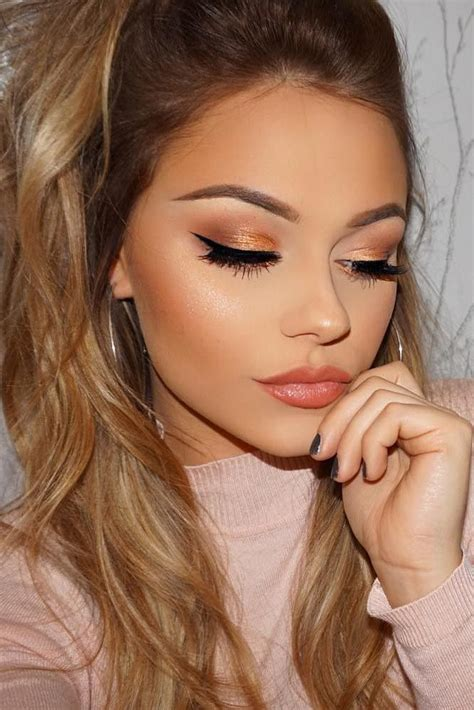 Best Prom Makeup Looks Ideas Pinterest