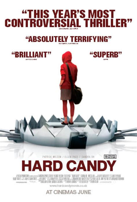 Tom's Movie Talk Hard Candy Review