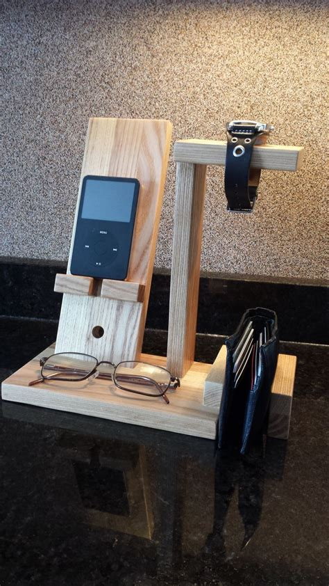 pin  steven  wood transfer diy phone stand cell