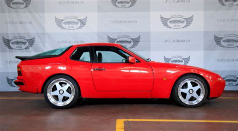Porsche 944 Turbo For Sale - Classic Cars Jarama