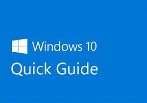 Windows 10 Quick Start Guide Leaked Online  Download It