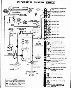 Cessna 150 Electrical System Schematic  Cessna 150