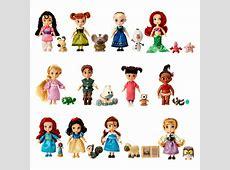 Spotlight On Disney Animators' Collection MickeyBlogcom