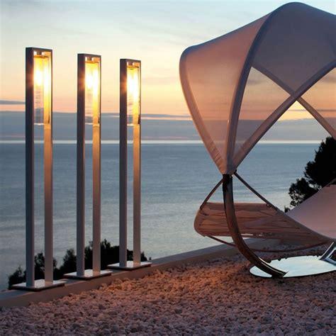 poteau d eclairage exterieur ladaire exterieur design 42 id 233 es lumineuses archzine fr