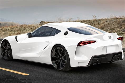 Pictures Of Toyota Supra by New Rumors On The 2018 Toyota Supra Pricing And More