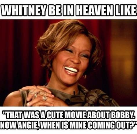 Whitney Houston Memes - the internet reviewed the whitney biopic in memes