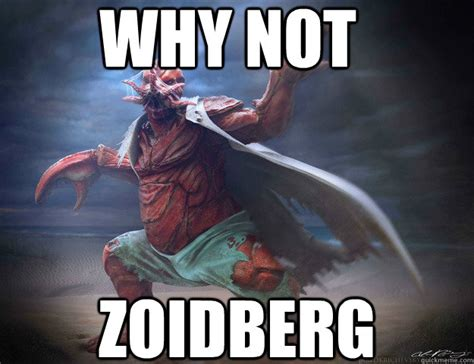 Why Not Meme - need someone to jump from space why not zoidberg misc quickmeme