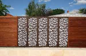 How To Make Garden Decking by Screen Fencing In Perth Timber Privacy Screens