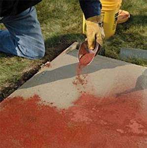 Kreativ Beton Bauhaus : beton effekt farbe basteln mit beton zement sand beton ~ Michelbontemps.com Haus und Dekorationen