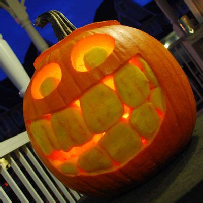 happy pumpkin faces carving patterns designs
