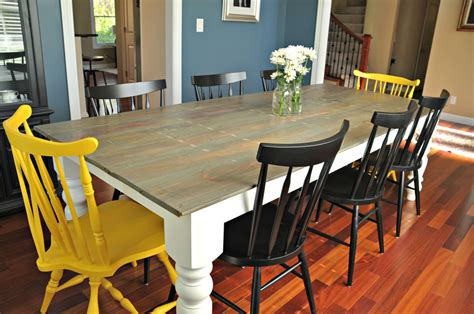 rustic farmhouse dining table decor and the