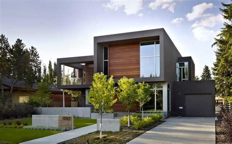 Japanese House Modern Design Exterior Modern With Large