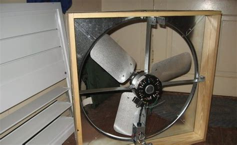 whole house fan vs attic fan attic vs whole house fan pros cons comparisons and costs