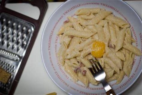 recette pate carbonara facile recette p 226 tes carbonara facile 750g