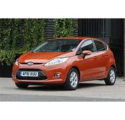 Ford Fiesta 2008  Car Review Honest John