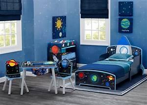 Delta, Children, Space, Adventures, Rocket, Ship, Wood, Toddler