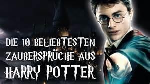 die 10 beliebtesten zaubersprüche aus harry potter - Zaubersprüche Harry Potter