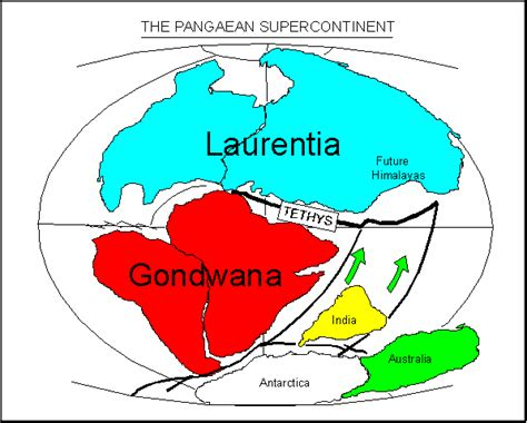 tentative  outline geology
