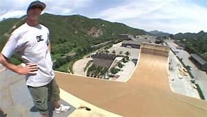 Danny Way Great Wall Of China Jump