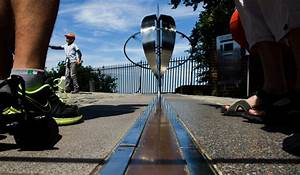 Here U0026 39 S Why The Greenwich Prime Meridian Is Actually In The