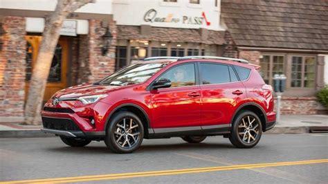 2016 Toyota Rav4 Se Review & Rating