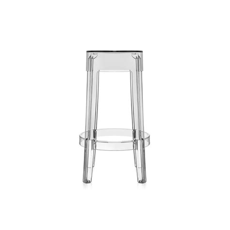 Sgabello Ghost Kartell by Sgabello Charles Ghost H 65 Cm By Kartell Lovethesign