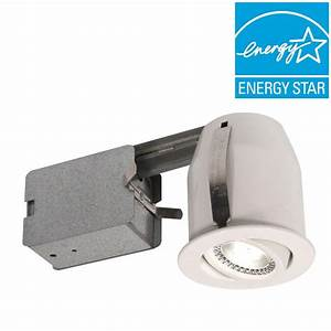 W v warm white light round led recessed lighting