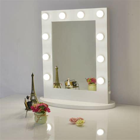 hollywood makeup mirror lights aluminum vanity