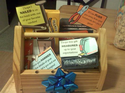 corny christmas gift ideas looking for a valentines day gift for your special heres an idea put together a tool kit i