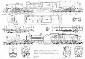 Passenger Train Car Cutaway Illustration