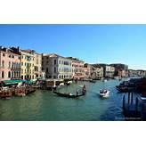 ... pueblos Italia Venecia - Italia Gran Canal - Venecia - Italia