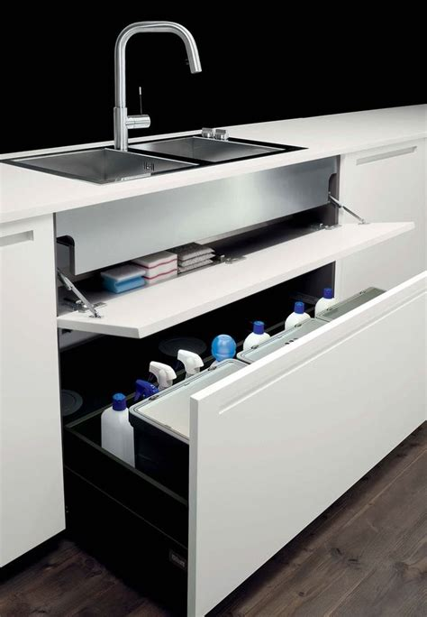 kitchen sink storage 25 best ideas about cabinet storage on