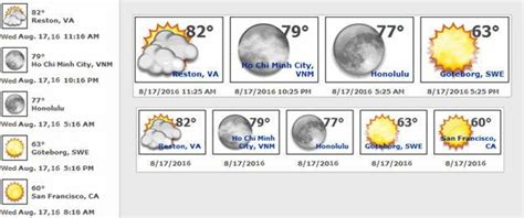 sharepoint world clock weather bamboo solutions web parts