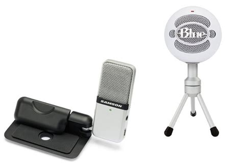 Samson Go Mic Vs Blue Snowball Comparison  Themicmaniacm. Fold Away Wall Mounted Desk. Coffee Table Glass Top. Big Desk Chair. Floating Desk With Drawers. Registry Row Desk. Bathtub Side Table. Octagon End Table. Desk File Rack