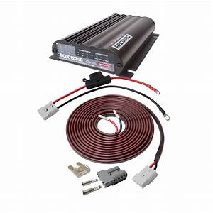 Redarc Diy Dual Battery Wiring Kit With Redarc Dc