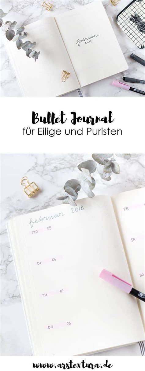 Bullet Journal Setup Für Eilige Mit Videoanleitung
