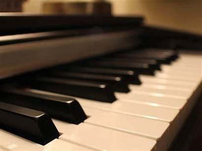 Piano Background Desktop Keyboard Powerpoint Keys Means