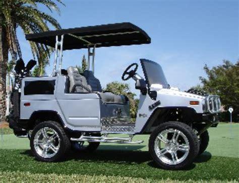 Topworldauto>> Photos Of Hummer H2 Golf Car
