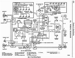 60 Ford Headlight Switch Diagram