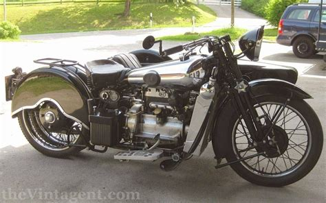 1930 Brough Superior-austin Four In 1930, George Brough