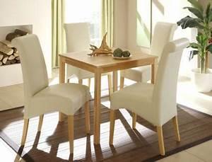 Kleiner Esstisch Mit 2 Stühlen : kleiner esstisch mit 4 st hlen my blog ~ Markanthonyermac.com Haus und Dekorationen