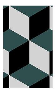 Wallpaper black grey 3d cubes #2f4f4f #d3d3d3 #000000 30 ...