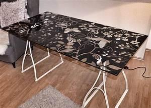 Ikea Schreibtisch Glasplatte : ikea schreibtisch mit glasplatte 39 glasholm vika 39 in allersberg ikea m bel kaufen und verkaufen ~ Watch28wear.com Haus und Dekorationen